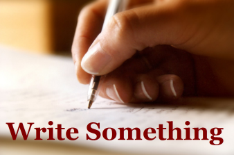 write-something