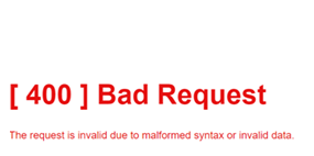 400 Bad Request Error on the Cisco ISE 2 3 Guest Portal
