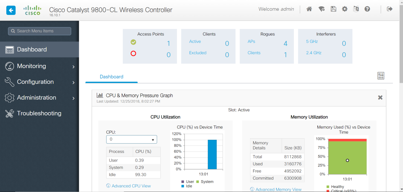 Deploying and Configuring the Cisco 9800 Virtual Wireless Controller