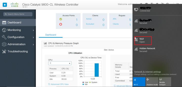 Deploying and Configuring the Cisco 9800 Virtual Wireless Controller